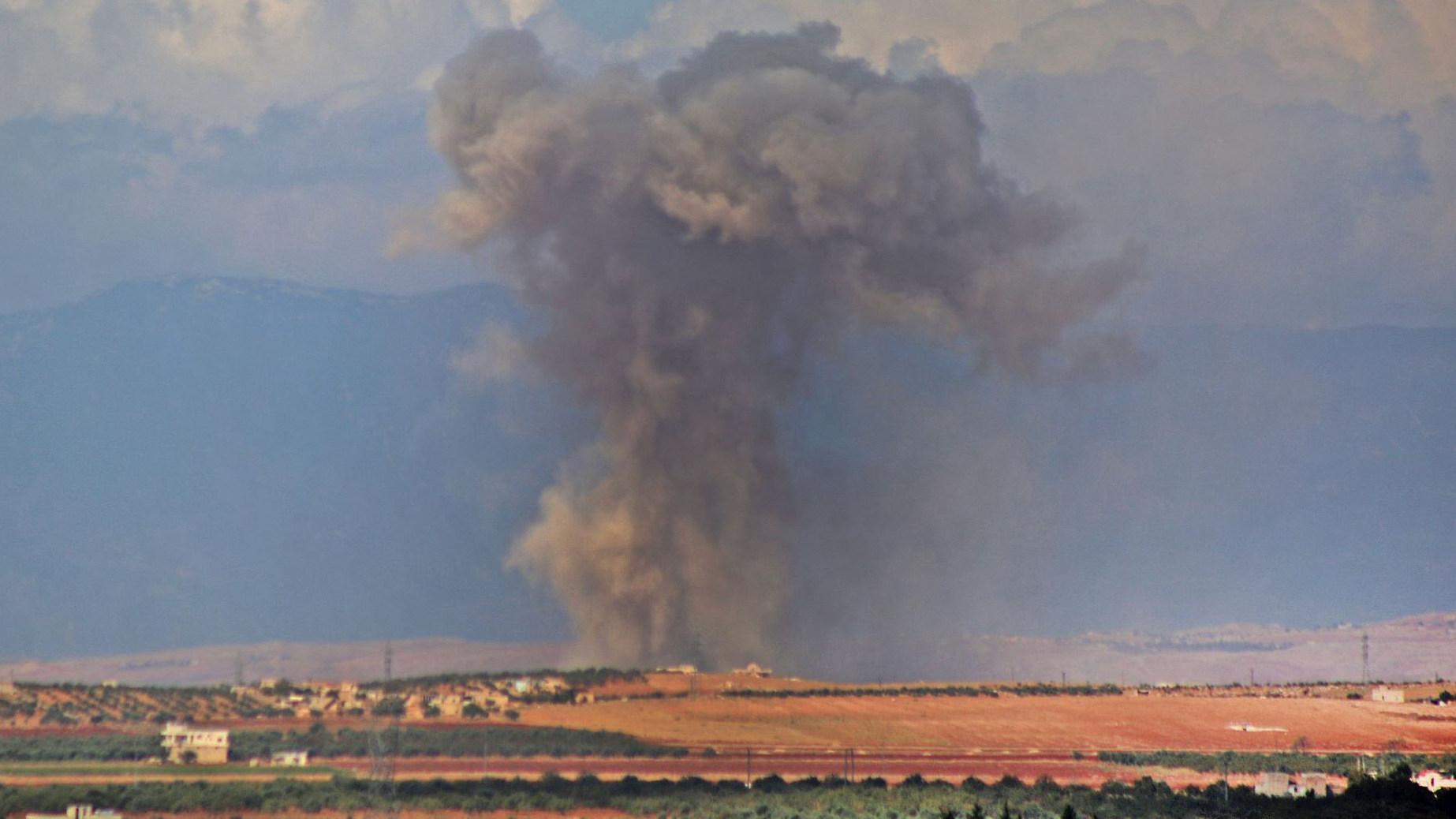 Opinion: Is Ankara giving up Idlib?