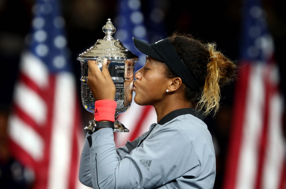 Osaka wins US Open to claim Japan's first Grand Slam singles title