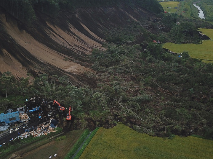 Death toll rises to 37 after powerful quake hits Japan's Hokkaido