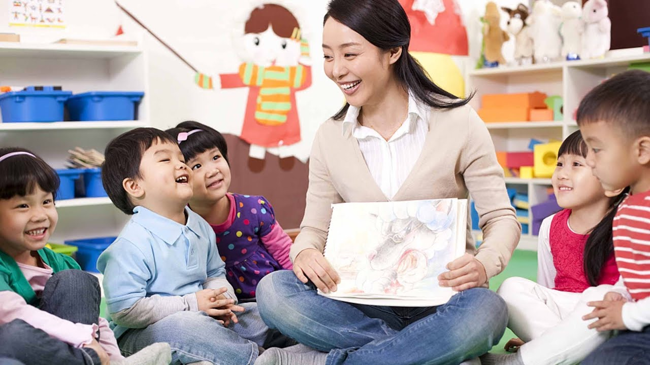 China to make national law on pre-school education