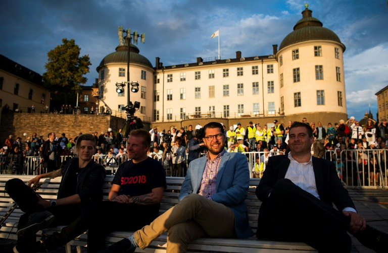 Far-right tipped to win big as Swedes vote