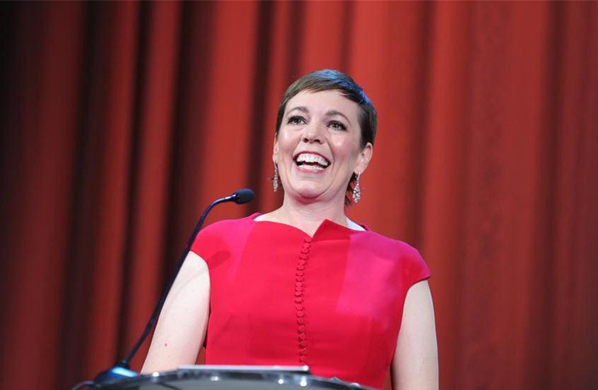 Awarding ceremony of 75th Venice Int'l Film Festival held in Italy
