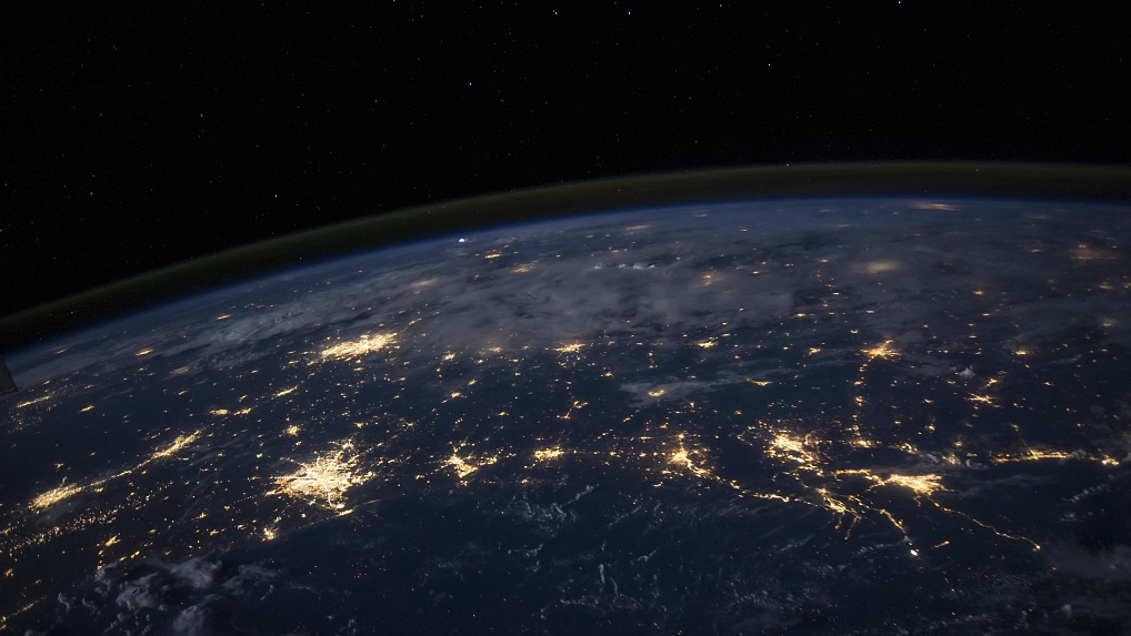 Chinese satellite used to conduct light pollution research