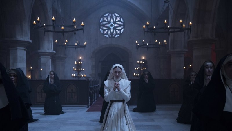With 'The Nun,' Warner Bros.′ box office streak continues