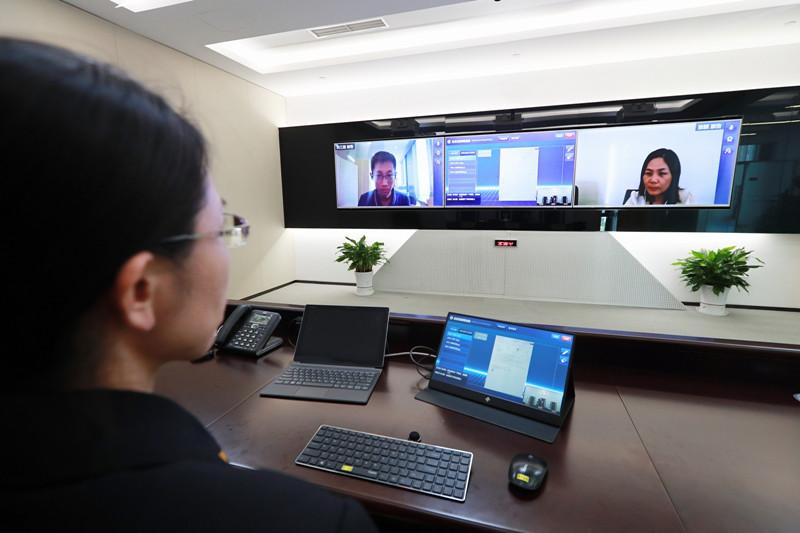 Second internet court set up in Beijing