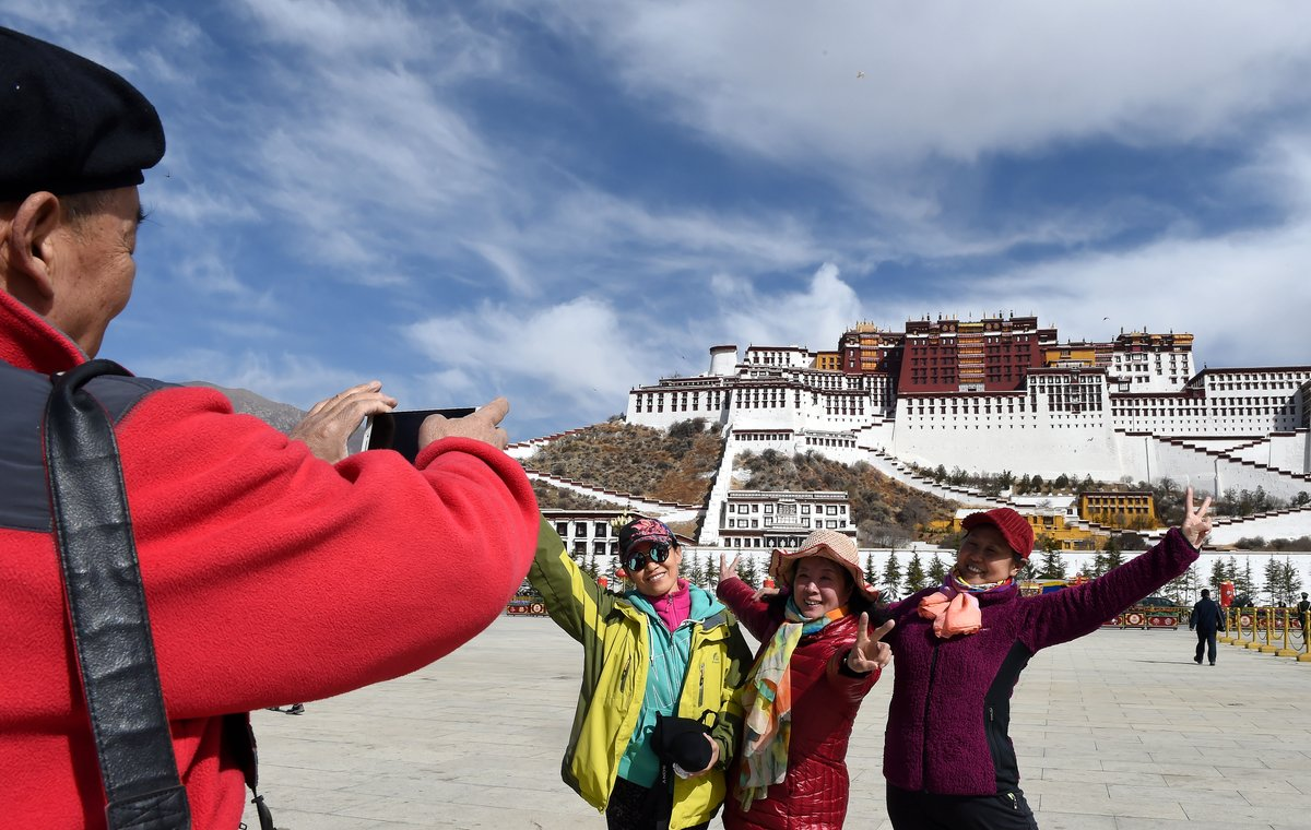 Tourism booming at World's Third Pole