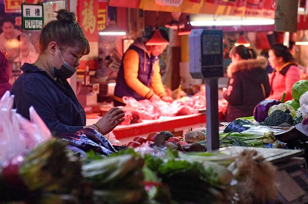 China's CPI up 2.3 pct in August