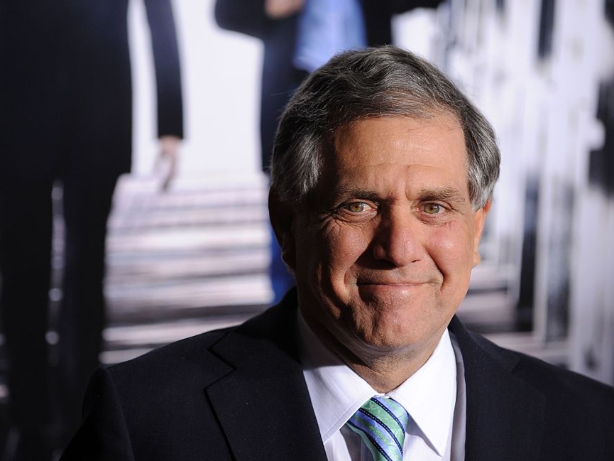 CBS chairman to leave post after allegations of sexual misconduct