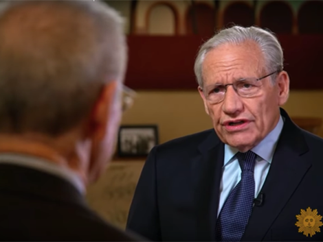 Bob Woodward: 'Let's hope to God we don't have a crisis'