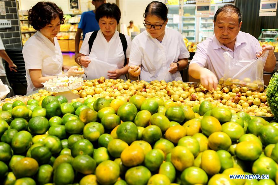 China's consumer inflation accelerates for third month