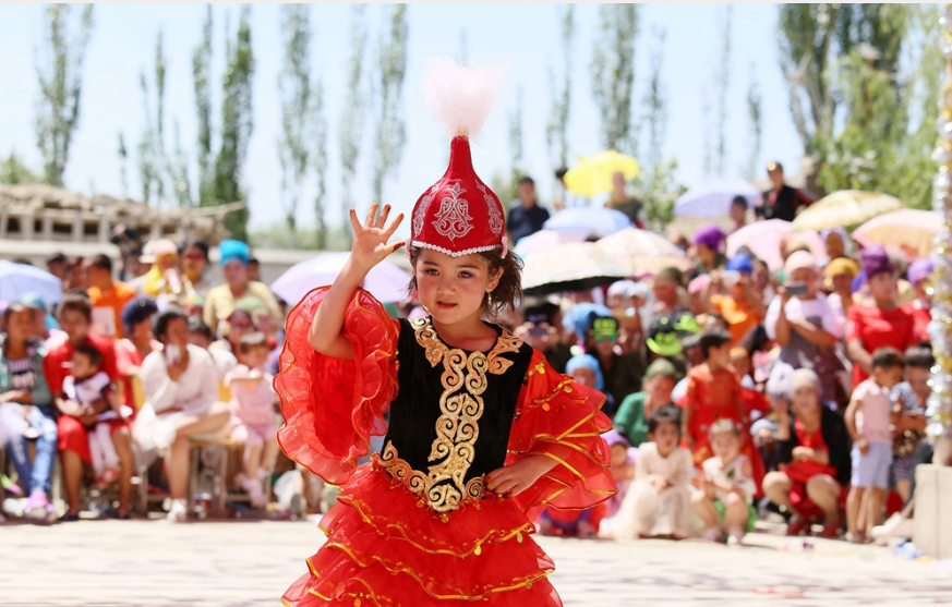 China says all ethnic groups in Xinjiang live in harmony