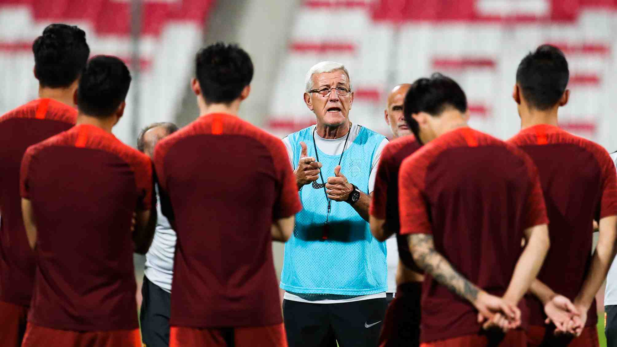 Lippi to make China changes for Bahrain face-off