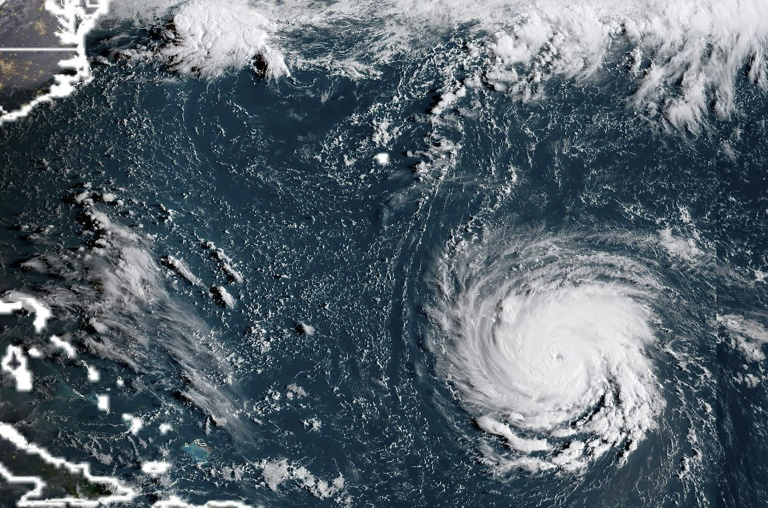 Florence gains strength, now a Category 3 hurricane