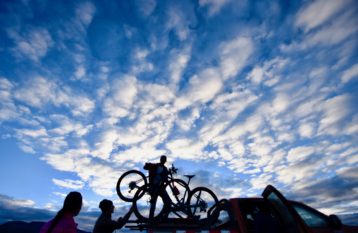 World's 'highest altitude' cycling race kicks off in China's Tibet