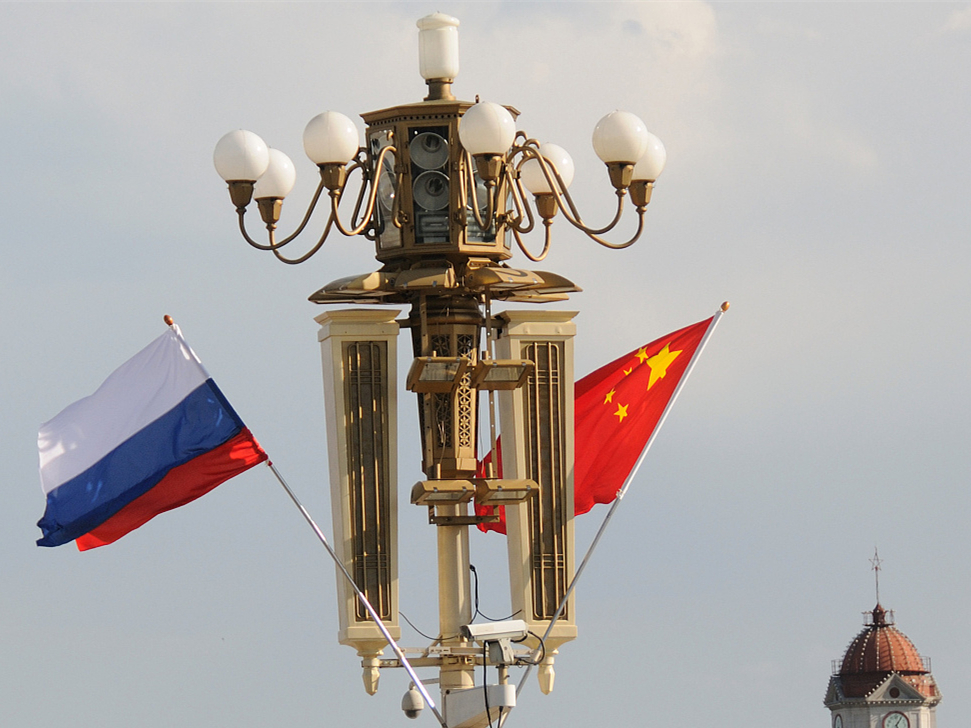 Facts & Figures: China-Russia economic ties in fast lane