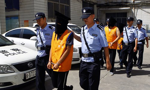 Wave of high level police officials nabbed for protecting criminal gangs