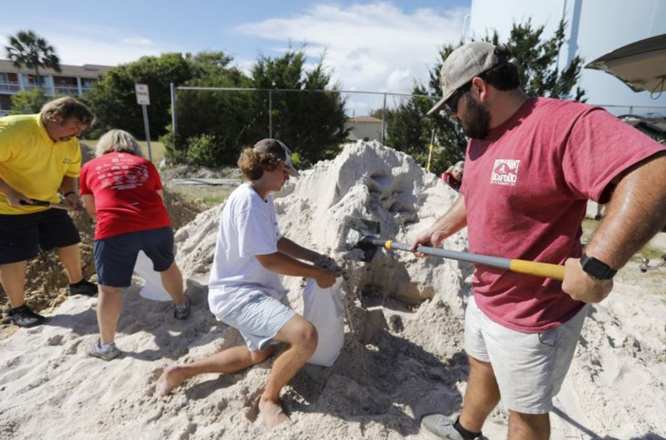 Texas monitoring tropical weather in Gulf