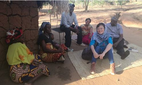 Chinese agricultural experts help Tanzanian farmers increase crop yield