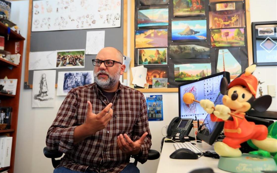 Spotlight: Disney shares its secrets with leading Chinese animators
