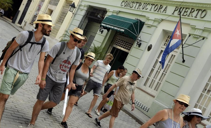 Cuba gears up for high tourist season