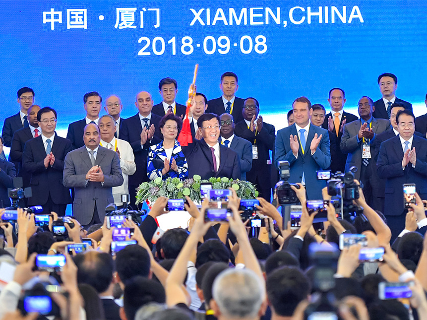Over 527-bln-yuan investment signed at int'l trade fair