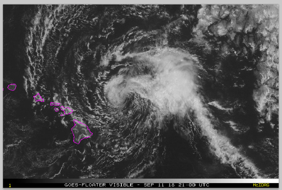 Maui schools, courts to close for Tropical Storm Olivia