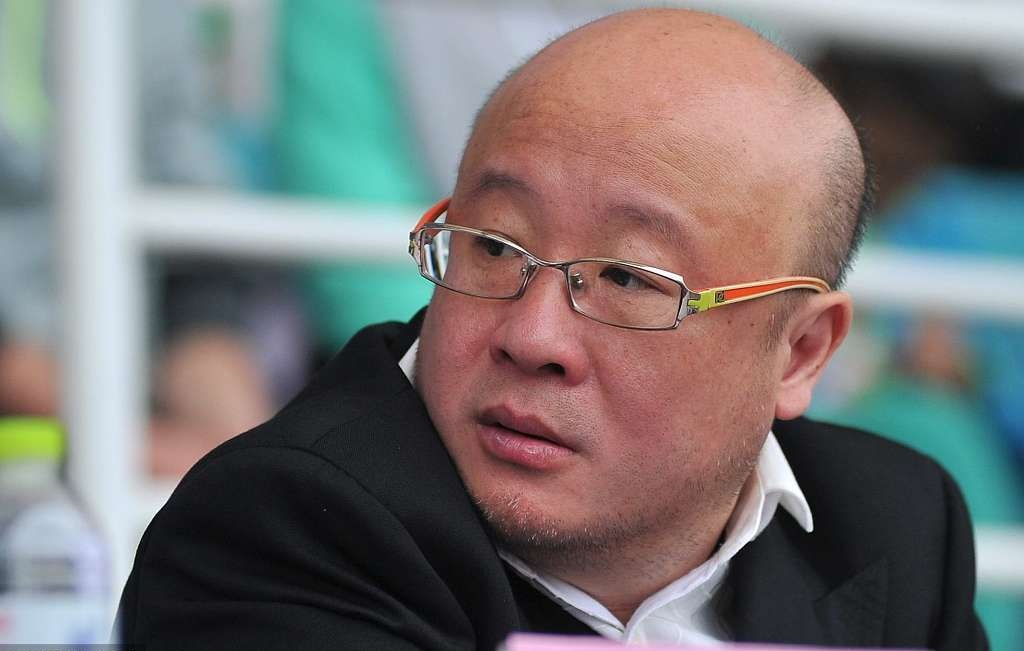 Online financial firm boss charged with fund-raising fraud