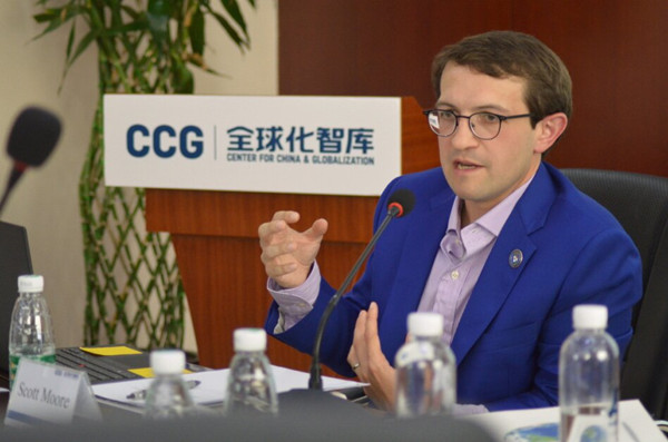 Sinologist praises China's water conservancy policies