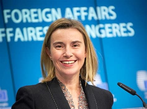 EU-China cooperation essential to deal with global challenges: Mogherini
