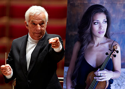 Khachaturian and Tchaikovsky with Ashkenazy and Moreno