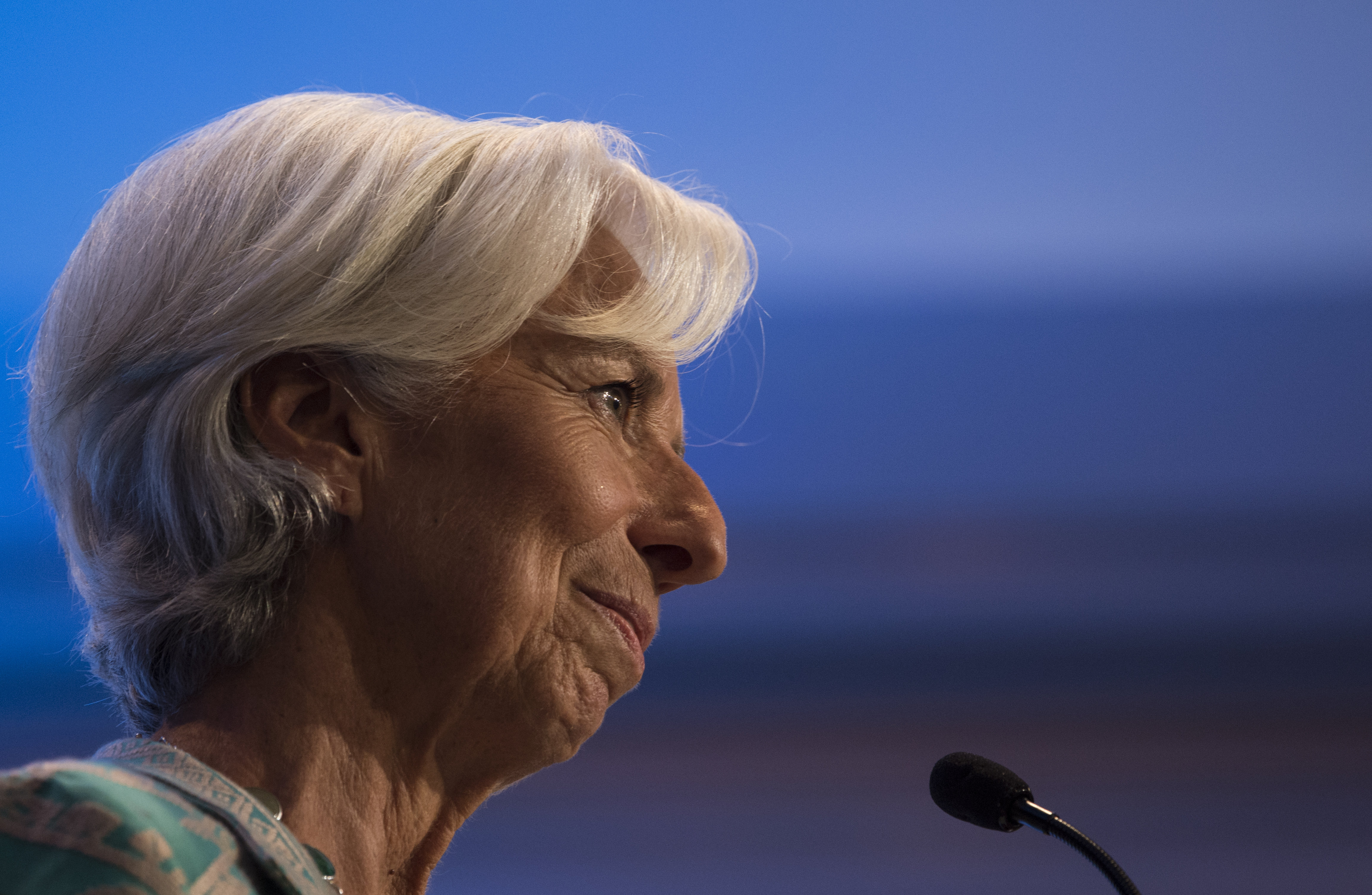 Trade conflict standoff poses risk to developing world, IMF chief warns