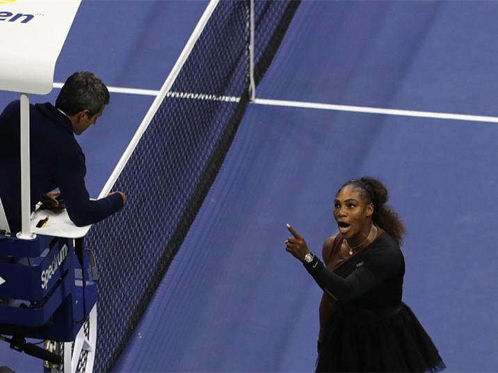 Aussie newspaper defends Serena cartoon amid sexism row