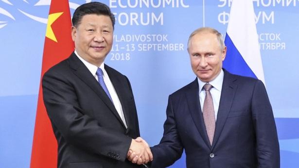 President Xi returns to Beijing after attending the EEF in Russia