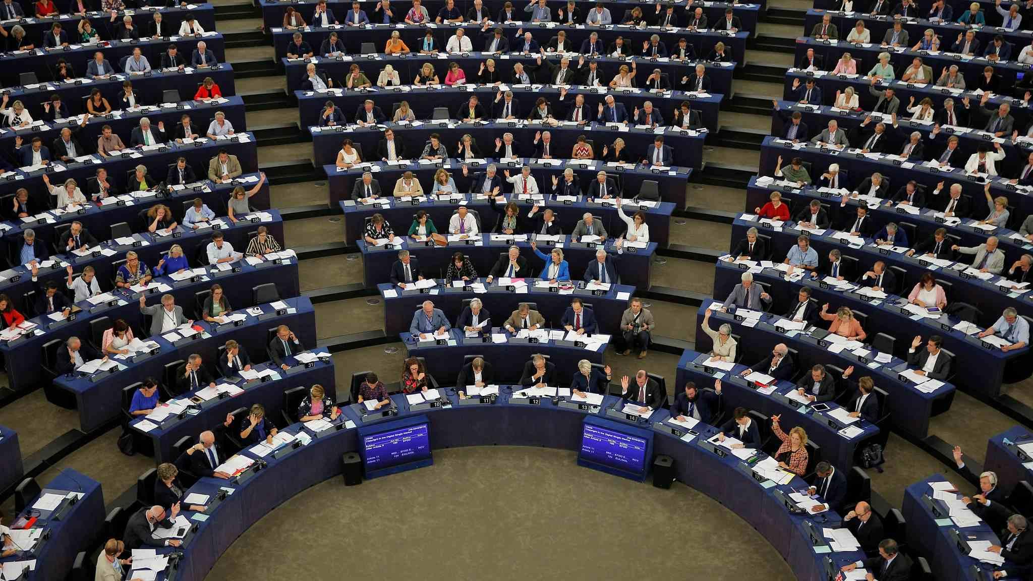 EU parliament approves sanction process against Hungary
