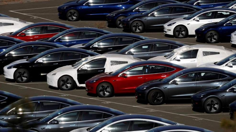 Tesla to drop some color options for cars to simplify production
