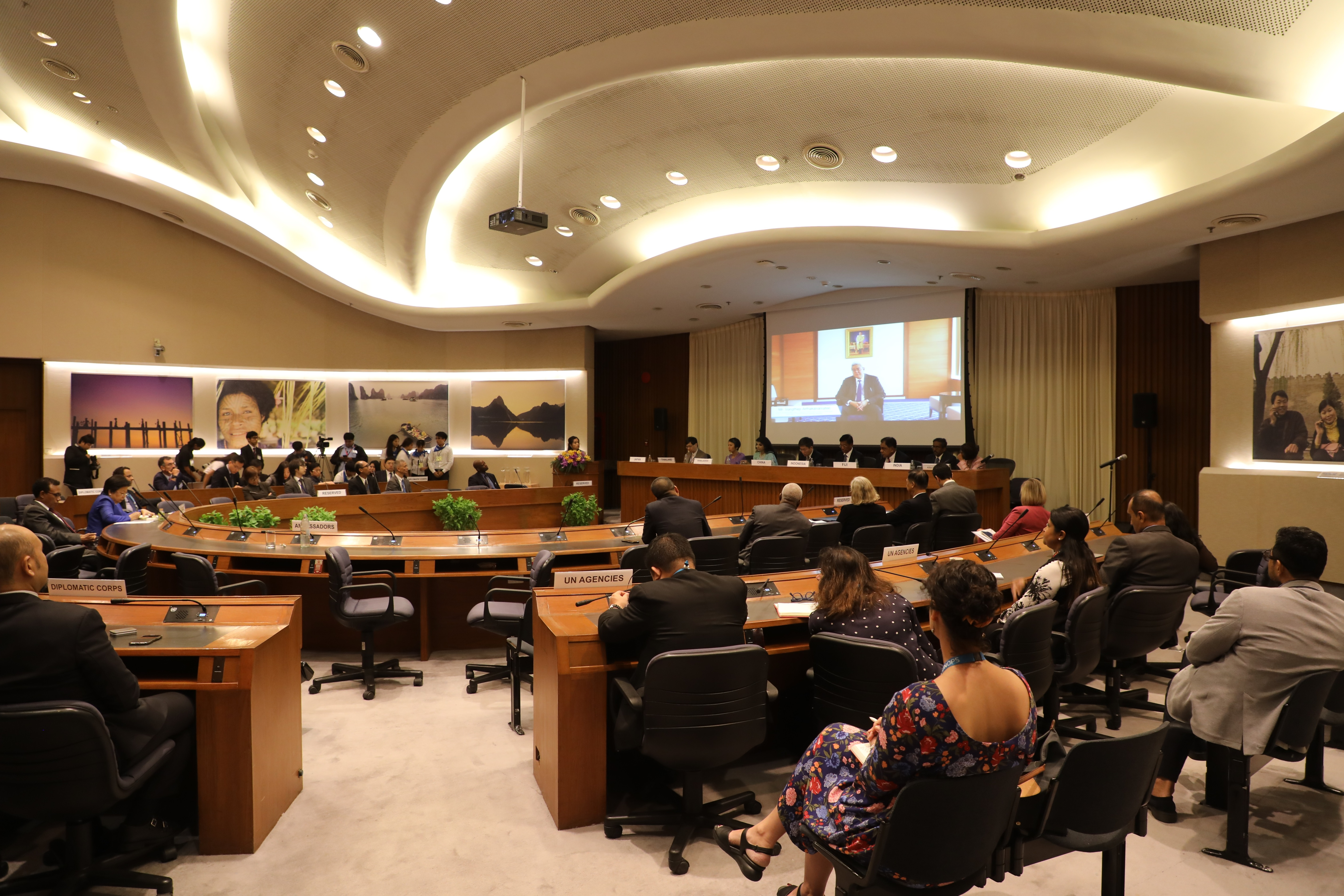 UN Day for South-South Cooperation celebrated in Thailand