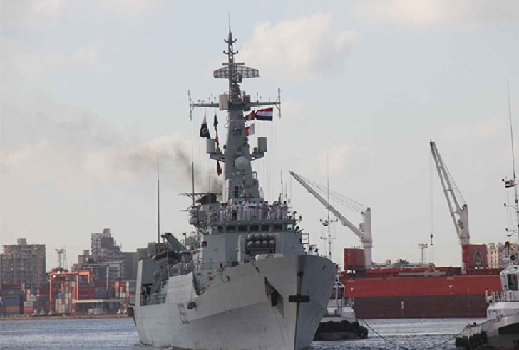 Egypt, Pakistan's naval forces conduct drills in Mediterranean Sea