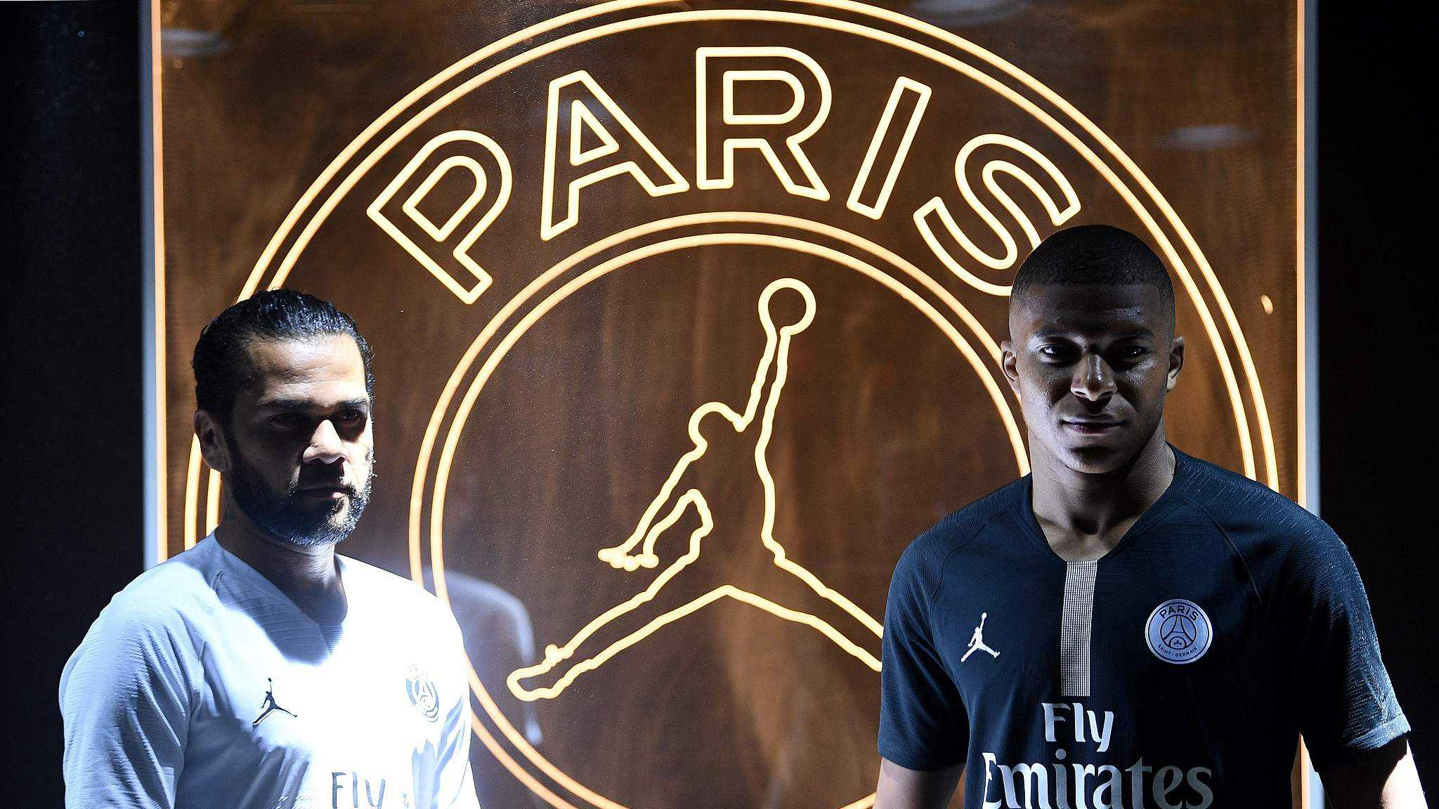 PSG sign ground-breaking agreement with Jordan