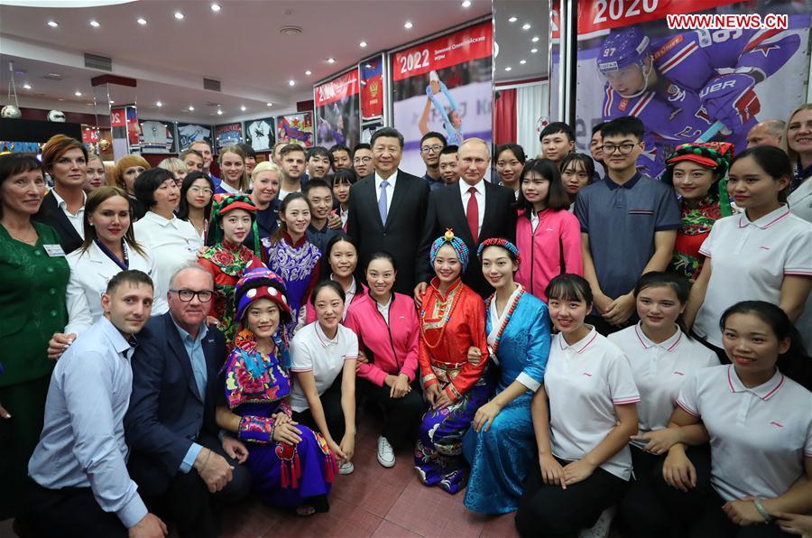 Xi's Vladivostok trip reinvigorates China-Russia ties