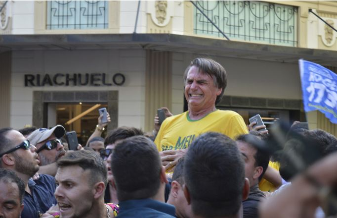 Brazilian presidential candidate recovering after successful emergency surgery