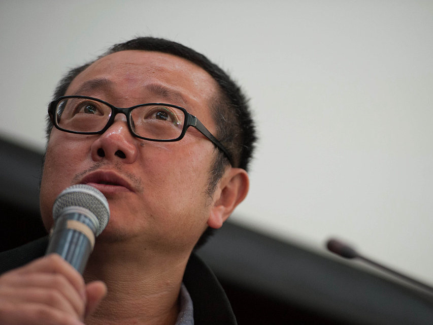 Chinese sci-fi writer provokes concerns about future of humanity in lecture