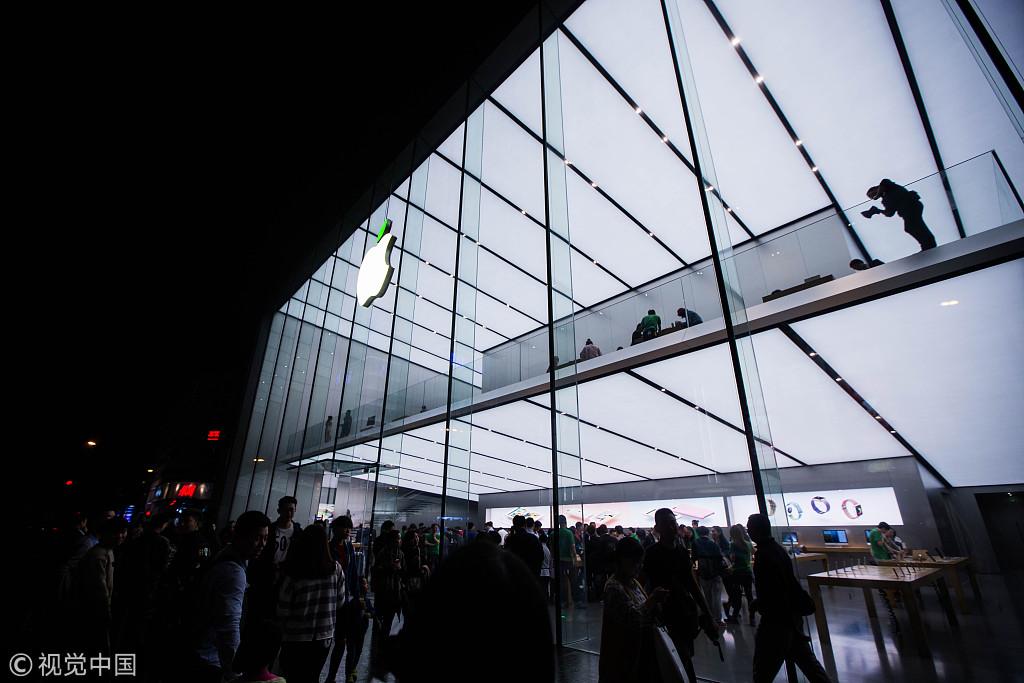 Apple's new iPhones won't halt sales declines in China