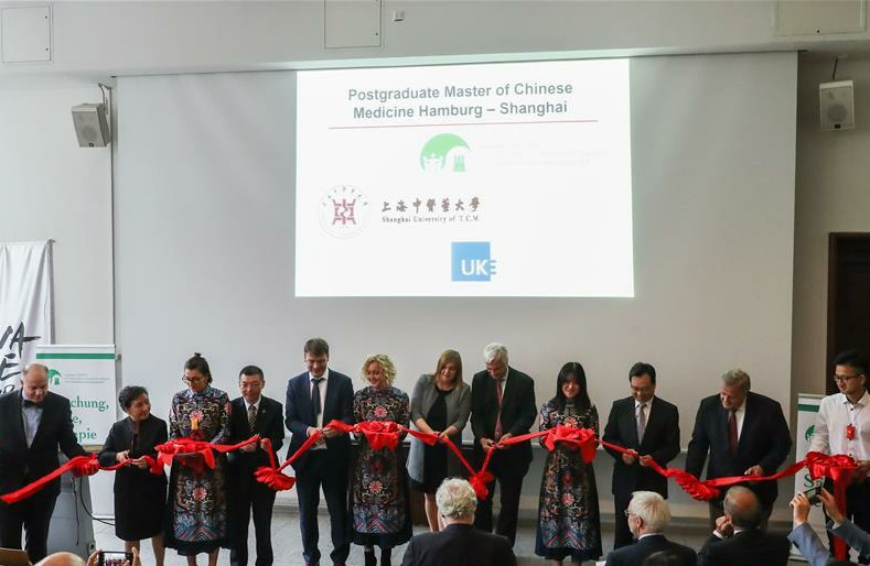 First German-Chinese joint TCM master program inaugurated