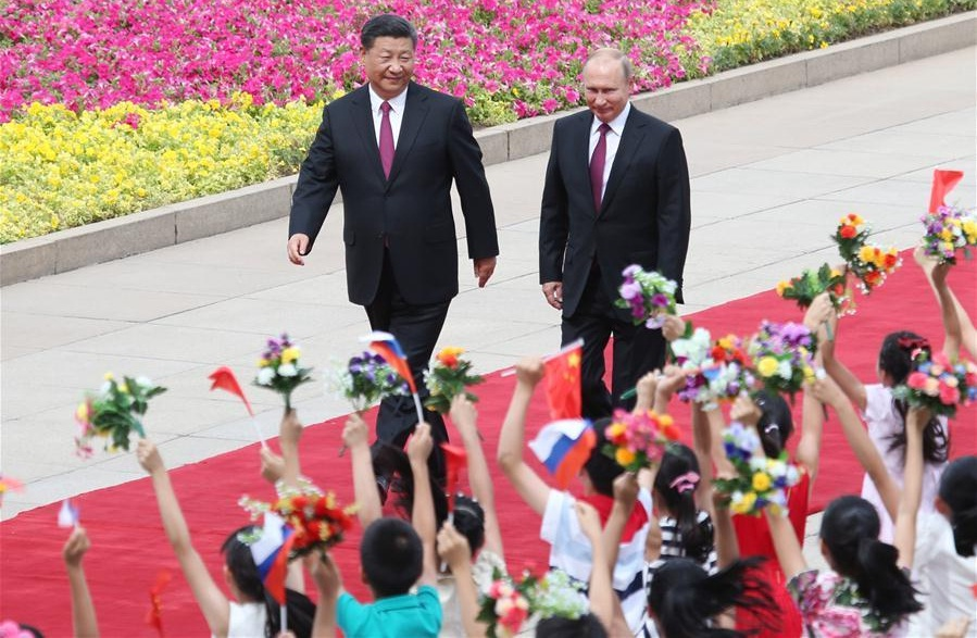 Four secrets to China-Russia friendship