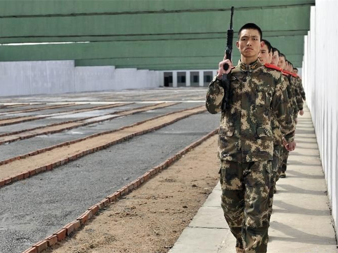 PLA doubles length of training for new recruits to increase combat readiness