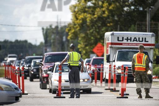 N. Carolina city has 150 people awaiting rescue