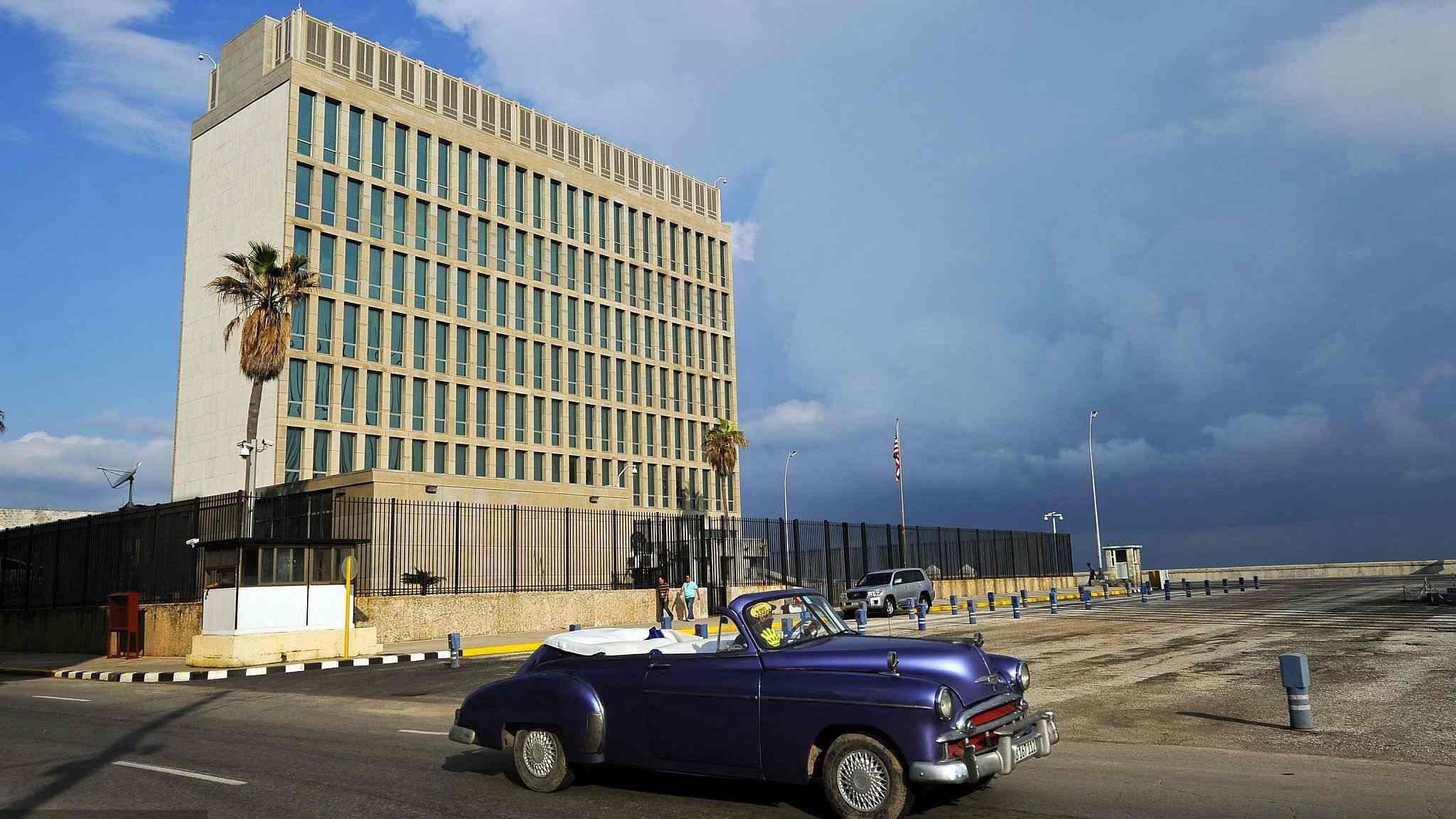 US, Cuba meet in Washington on 'acoustic attacks'