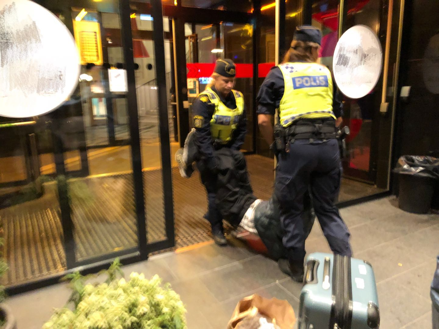 Chinese Embassy in Sweden issues safety alert following tourists' 'nightmare' incident by local police