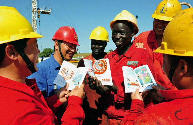 Belt and Road Initiative helps Africa realize its dreams