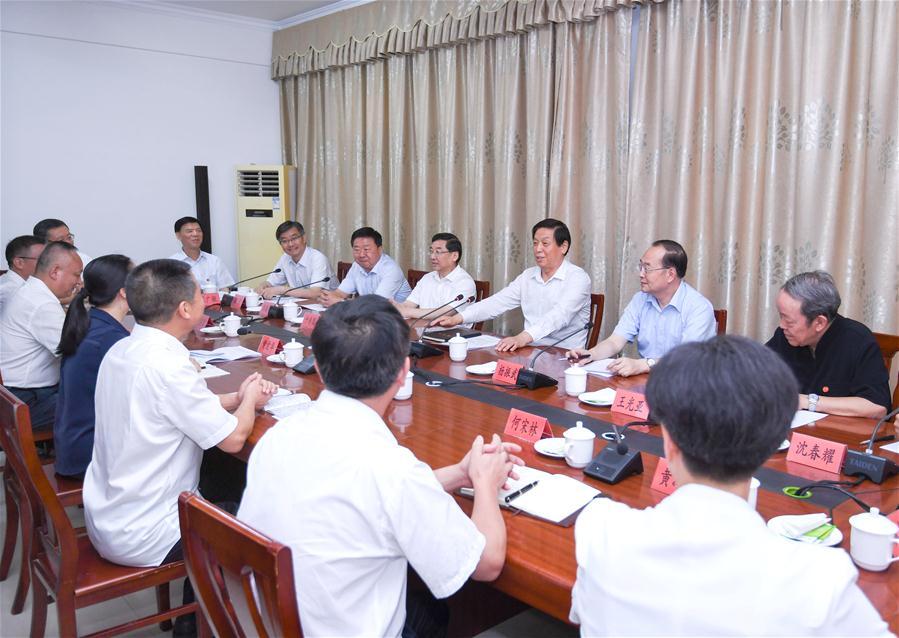 Top legislator stresses advancing local legislation